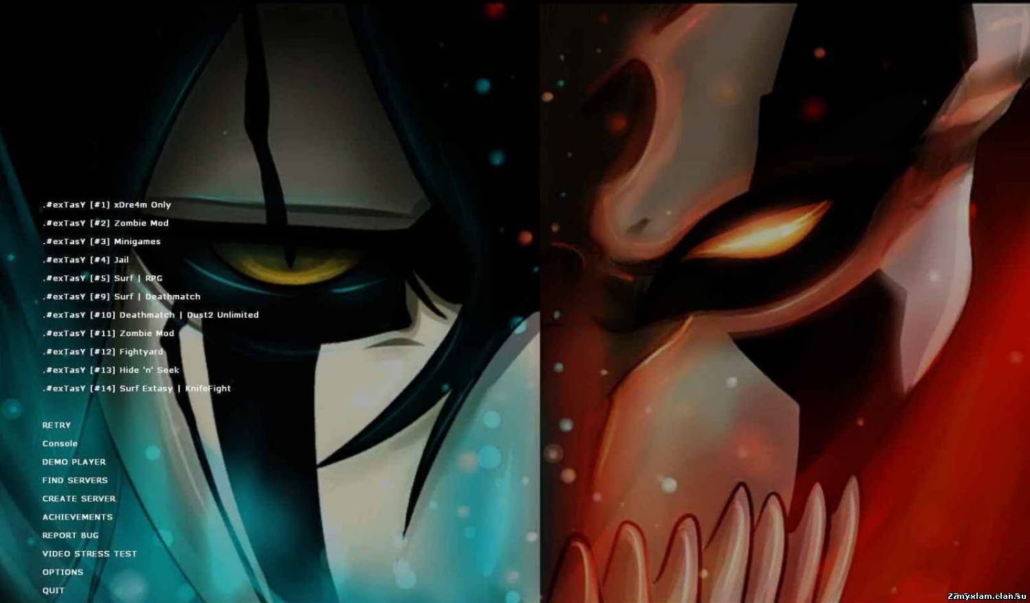 Bleach Ulquiorra and ichigo...