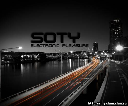Soty - Electronic Pleasure - 2011, MP3, 320 kbps