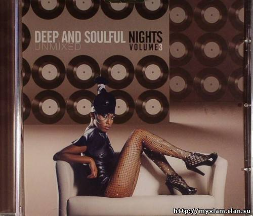 VA  Deep And Soulful Nights Volume 3 - 2012, MP3