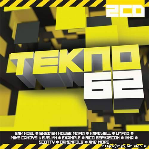 VA Tekno 62 [2012, MP3]