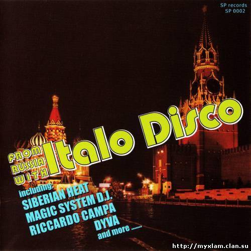 VA - From Russia With Italo Disco - 2012, MP3