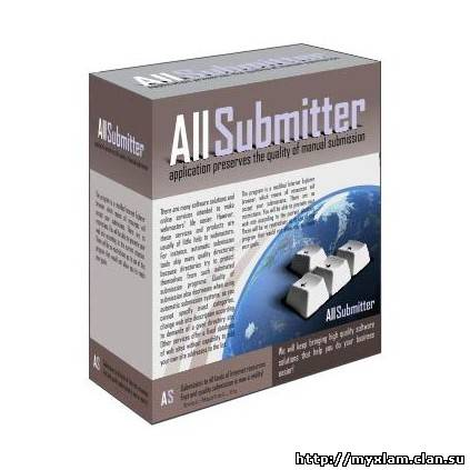 База для AllSubmitter Shedrin v.12 build 3 [2012]