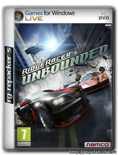 Ridge Racer Unbounded [RePack, RUS, ENG,2012]